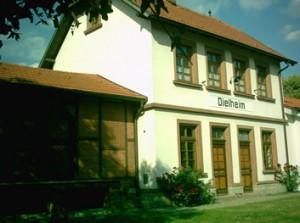 Dielheim Bahnhof